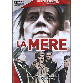 La Mère - Vsevolod Poudovkine - DVD Zone 2 - Achat & prix | fnac