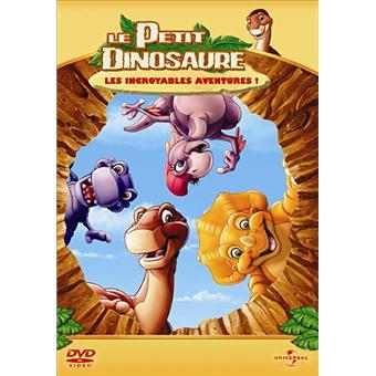 Volume 1 les incroyables aventures dvd zone 2 achat prix fnac - Petit pieds dinosaure ...