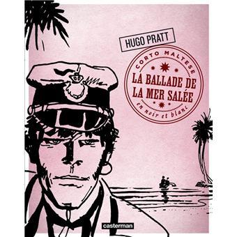 cb943e97421 Corto Maltese - Tome 2 - La ballade de la mer salée - Hugo Pratt ...