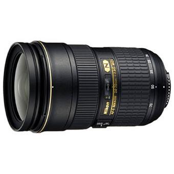 Objectif reflex Nikon AF-S FX ED 24 - 70 mm f/2.8 série G