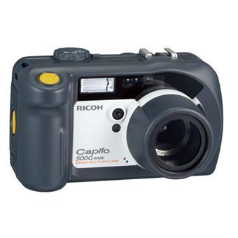 RICOH Caplio 500Gwide Vista