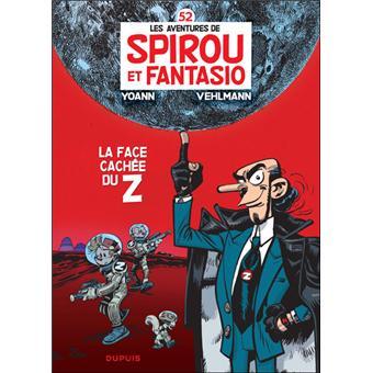 Spirou et FantasioLa face cachée du Z