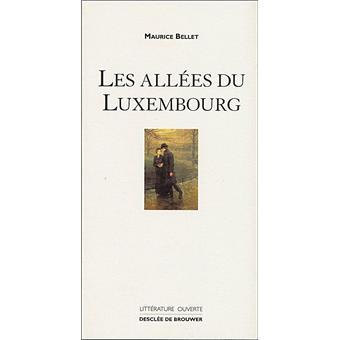 Les Allées du Luxembourg