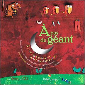 A Pas De Geant Album Cd