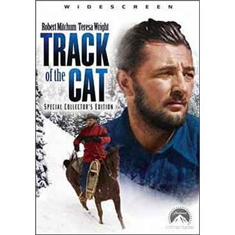 Track of the cat - DVD Zone 1