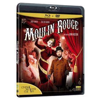 Moulin rouge - Combo Blu-Ray + DVD