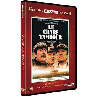 Le crabe tambour DVD