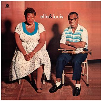 Ella & Louis Ltd.Edition 180gr Vinyl