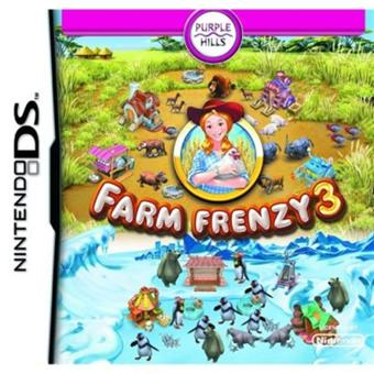 FARM FRENZY 3 ICE AGE DS