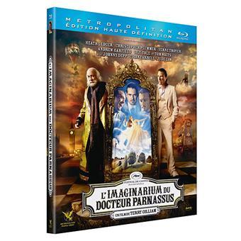 L'Imaginarium du Docteur Parnassus - Blu-Ray