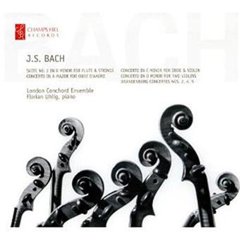 Brandenburgische Konzerte 2,4,5/Konz