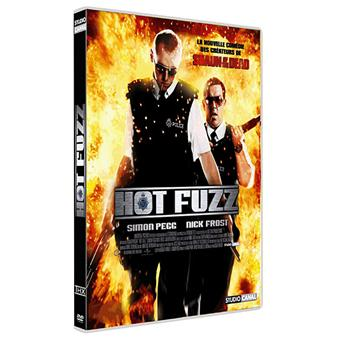 Hot Fuzz - Edition Simple