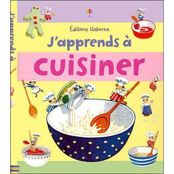 J 39 apprends a cuisiner broch collectif achat livre - Livre de cuisine pour enfant ...