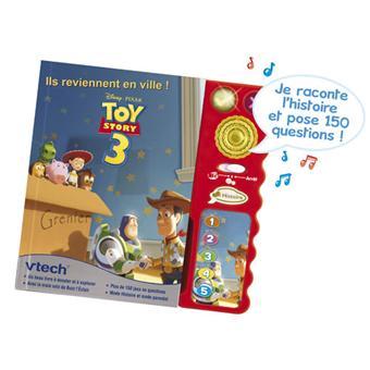 Vtech Magi Livre Toy Story 3