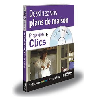 Elegant Dessinez Vos Plans De Maison Livre Avec Un CD Rom   Livre CDROM   Olivier  Abou   Achat Livre   Achat U0026 Prix | Fnac Conception
