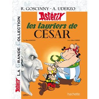 AstérixAstérix La Grande Collection -  Les Lauriers de César