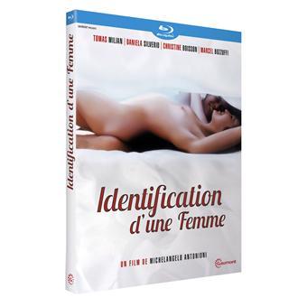 Identification d'une femme Blu-ray