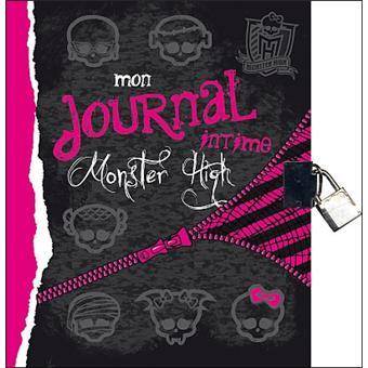 Monster High Monster High Mon Journal Intime