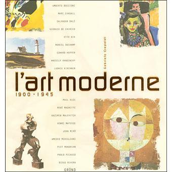 L'art moderne 1900-1945