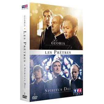 Gloria - Spiritus Dei - Coffret 2 DVD
