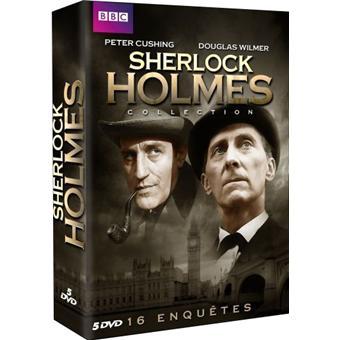 Sherlock HolmesSherlock Holmes Collection - Coffret 5 DVD