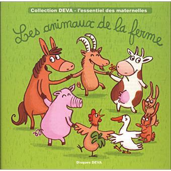 Préférence Les animaux de la ferme - Dominique Magnant - Bernard Mikaelian  MJ86