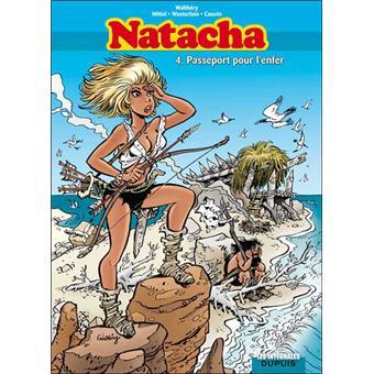NatachaPasseport pour l'enfer