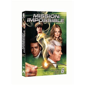 Mission : ImpossibleMission : Impossible - Coffret intégral de la saison 6
