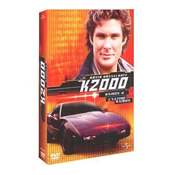K2000K2000 - Coffret intégral de la Saison 4