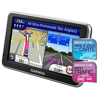 gps garmin n vi 2340 lmt europe gratuit vie mise jour de la carte gps auto achat. Black Bedroom Furniture Sets. Home Design Ideas
