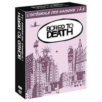 Bored to DeathBored to Death - Coffret intégral des Saisons 1 et 2