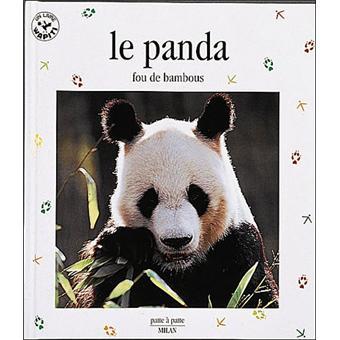 le panda cartonn val rie tracqui achat livre fnac. Black Bedroom Furniture Sets. Home Design Ideas