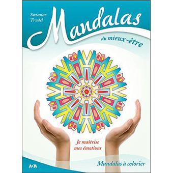 Mandalas du mieux-être - Je maîtrise mes émotions