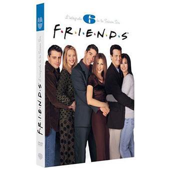 FriendsFriends - Coffret intégral de la Saison 6