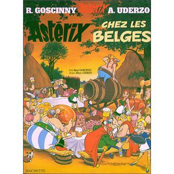 AstérixAstérix - Astérix chez les Belges