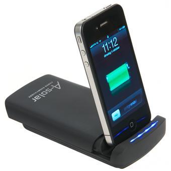xtorm dock chargeur solaire a solar pour ipad iphone ipod connectique ou chargeur pour. Black Bedroom Furniture Sets. Home Design Ideas