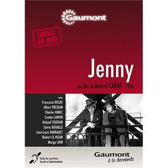 Jenny DVD