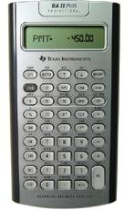 Texas Instruments BA II Plus Professional