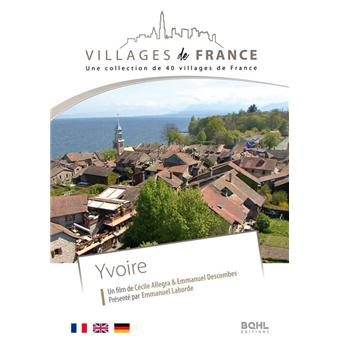 Villages de FranceYVOIRE 32-VILLAGES DE FRANCE-VF