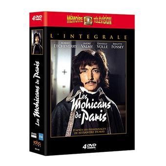Salvator ou les Mohicans de Paris - Coffret intégral de la série