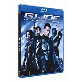 G.I. Joe : Le réveil du Cobra - Blu-Ray