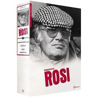 Coffret Rosi 4 films DVD