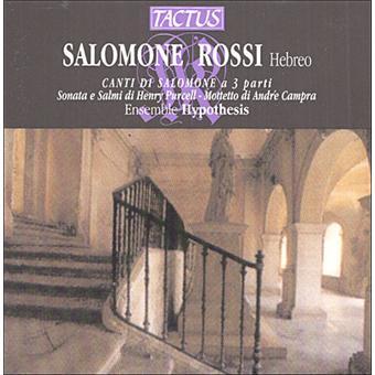 Canti di Salomone a 3 parti