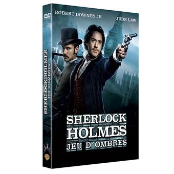 Sherlock HolmesSherlock Holmes 2: Game Of Shadows