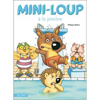 Mini-LoupMini-Loup à la piscine