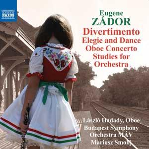 Divertimento-Elegie and Dance-Oboenkonzert
