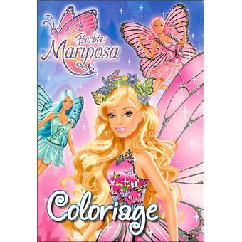 Barbie coloriage barbie mariposa collectif cartonn - Desanime de barbie princesse ...