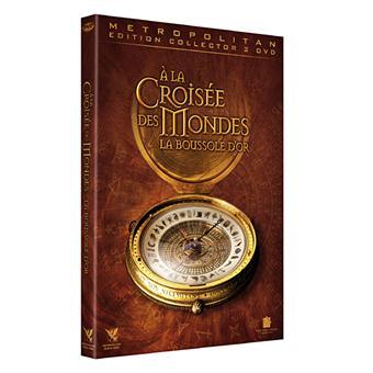 A la croisée des mondesA la croisée des Mondes: La Boussole d'Or Edition Collector DVD