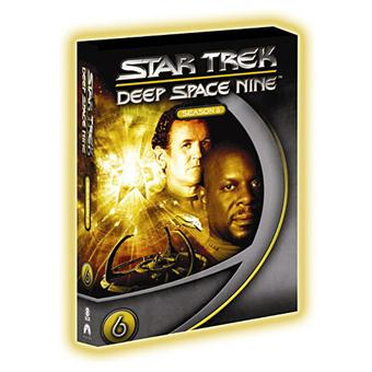 Star Trek Deep Space NineStar Trek Deep Space Nine - Coffret intégral de la Saison 6 - Repackaging