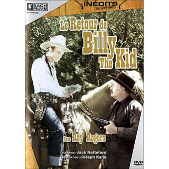 Le Retour de Billy the Kid